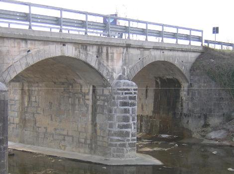 S.S. n.54 Moimacco – Consolidamento ponte